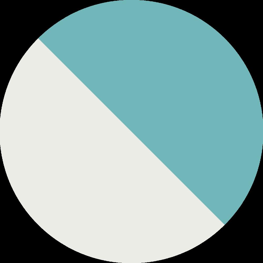 Tahiti Blue/Heather