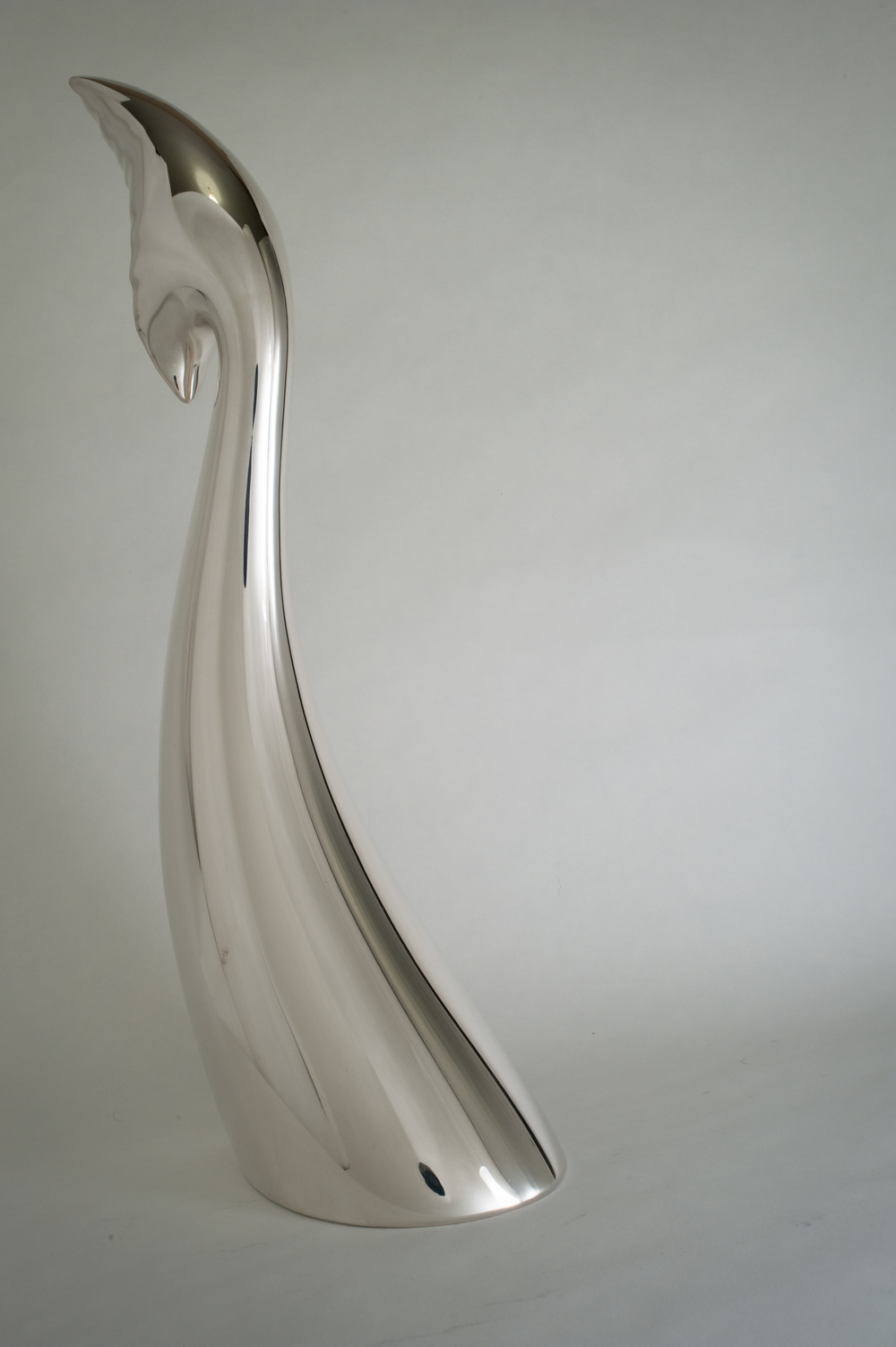 Fin Vase: The Goldsmiths' Collection