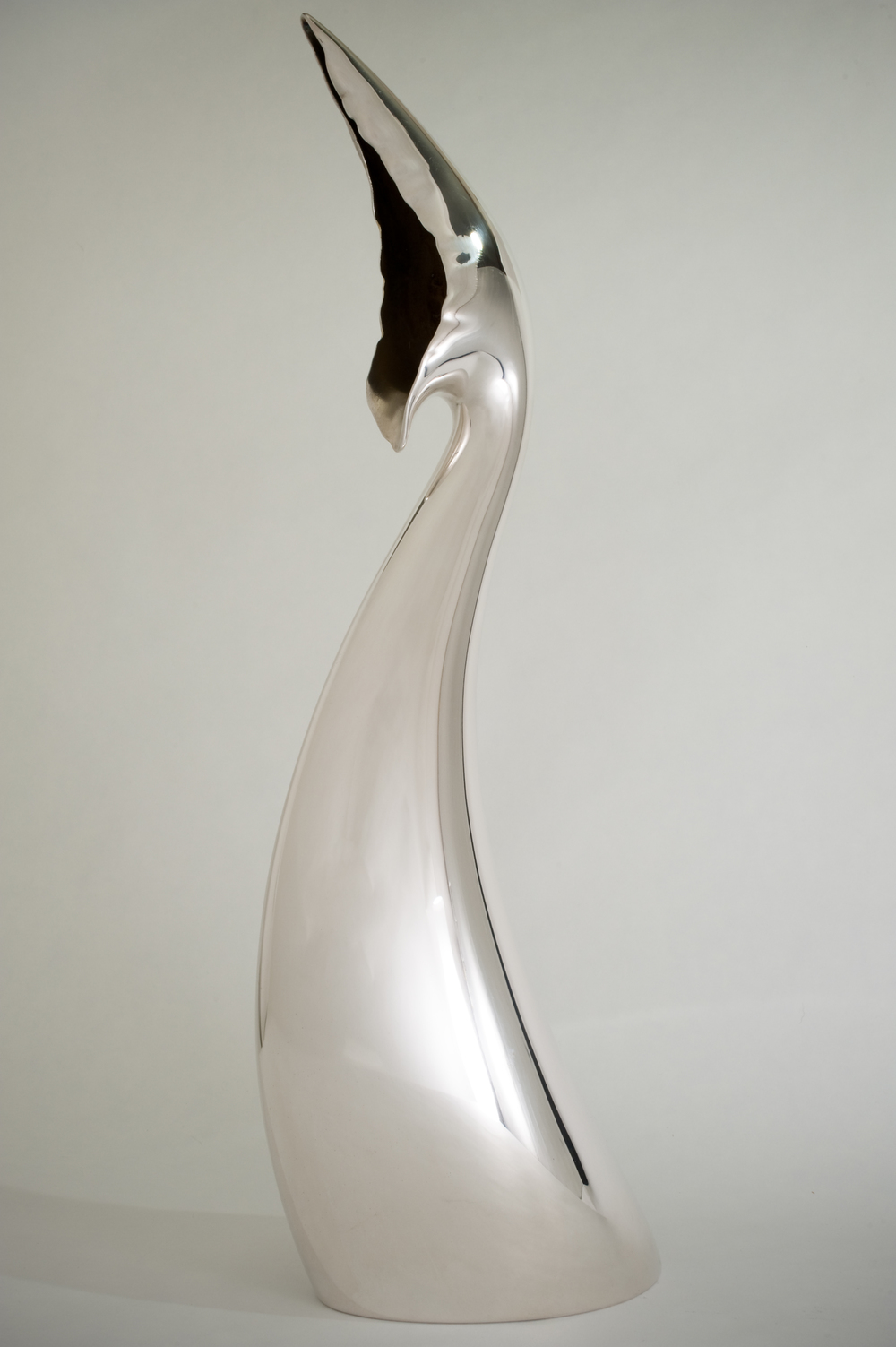 •	Fin Vase: The Goldsmiths' Collection