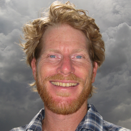 Brad Stewart Lancaster is an expert in the field of rain- water harvesting and water management. He is also a permaculture teacher, designer, consultant and co-founder of Desert Harvesters, a non-profit organization in Tuscon, Arizona.