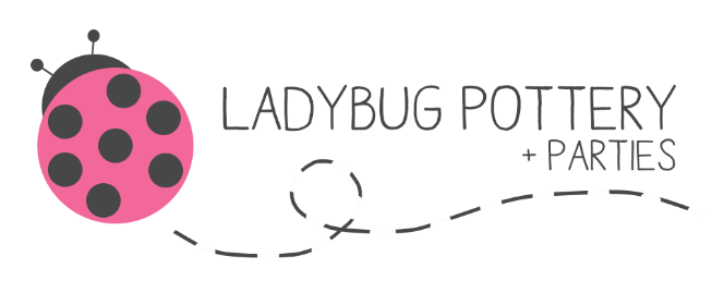 Ladybug Pottery + Parties