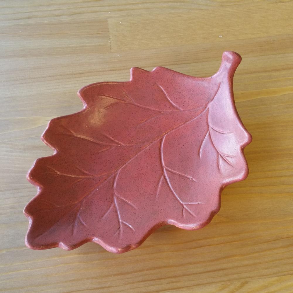 Small Leaf Platter