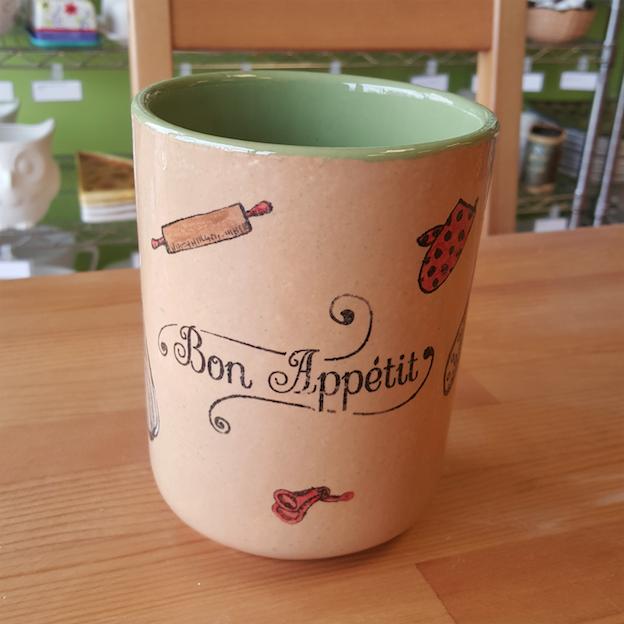 Bon Appetit Jar