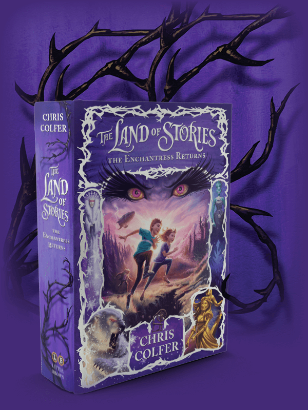 The Series The Land Of Stories By Chris Colfer