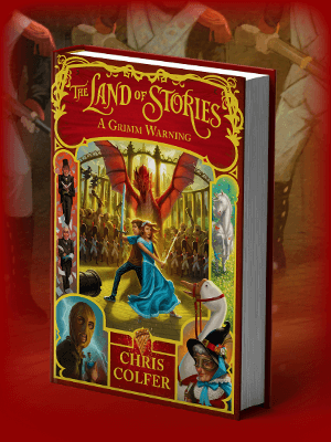 Book Three Preview The Land Of Stories By Chris Colfer