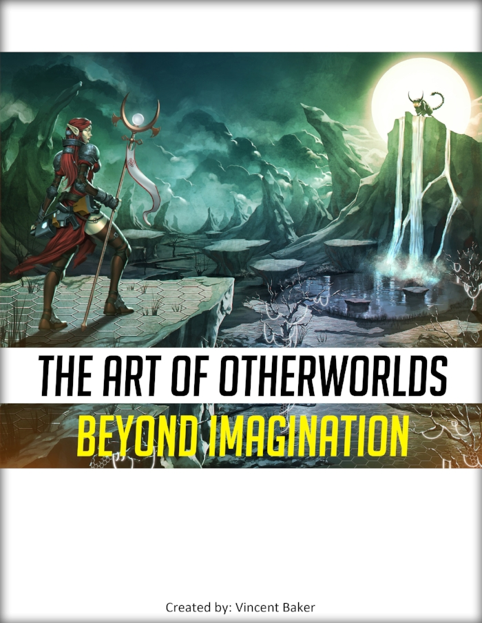 Otherworlds RPG - Beyond Imagination