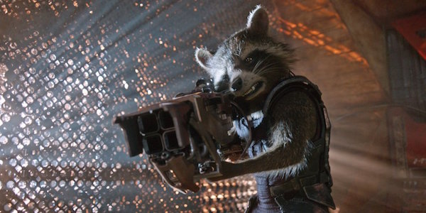 Rocket Raccoon - Otherworlds Tabletop RPG Science Fantasy Guardians of the Galaxy