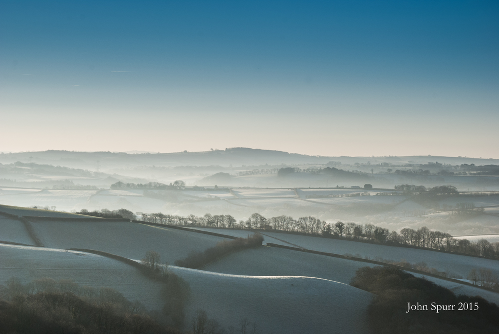 First light from Exmoor