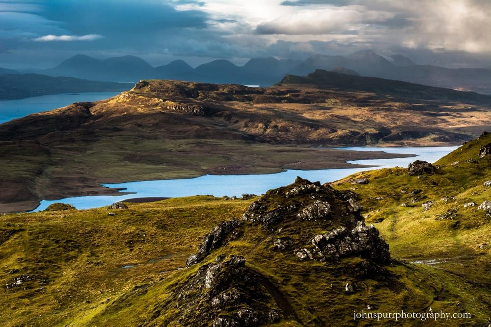 Dawh from the Isle of Skye