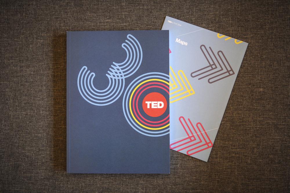 TED 2014 Program