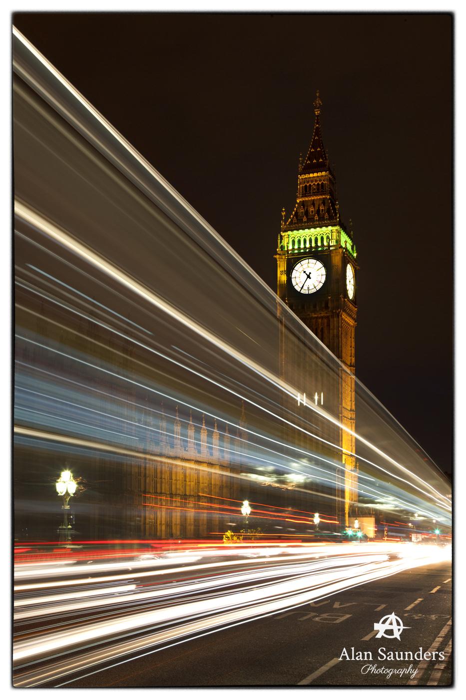 Big Ben - Long Exposure