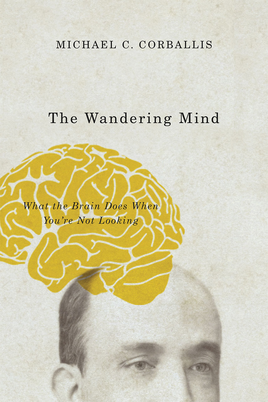 Michael Corballis Wandering Mind