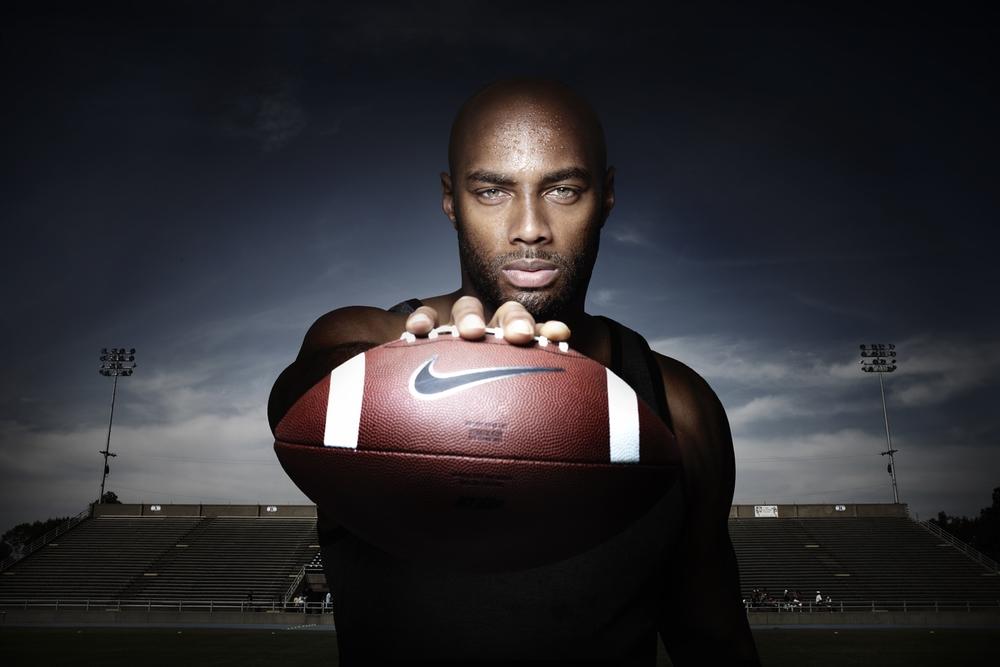 George Wilson 2 - Tennessee Titans - NFL - Brad Rankin Studio - Photographer Brad Rankin - Paducah Kentucky