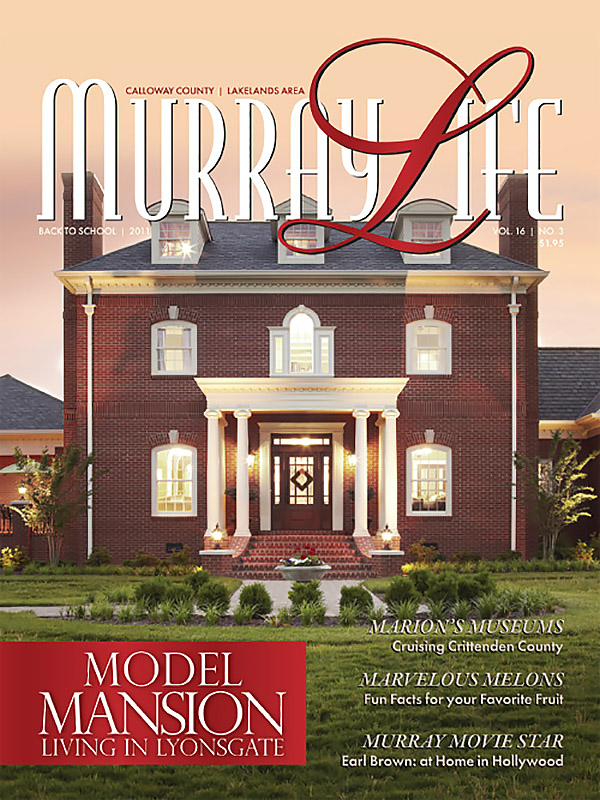 Murray Life Magazine - Murray Kentucky - Photographer Brad Ranki