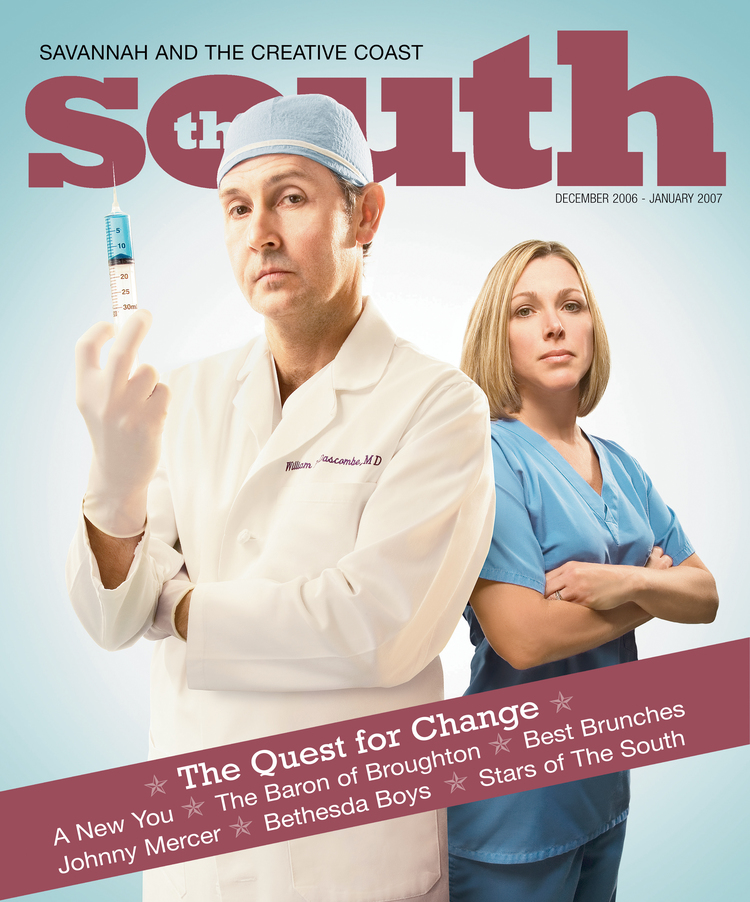 The South Magazine - Savannah Georgia - Paducah Kentucky - Photo