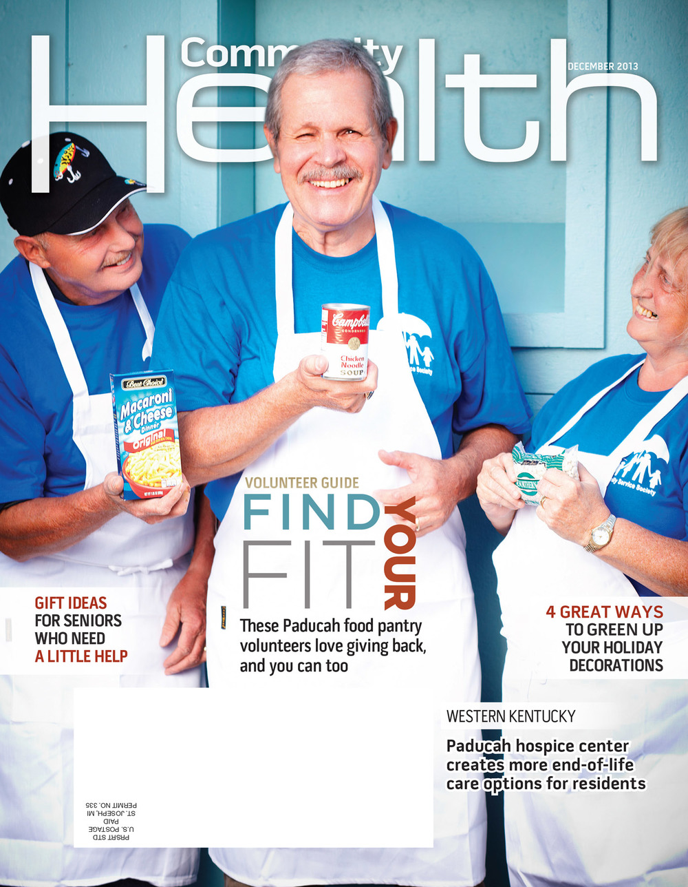 Community Health Magazine - Paducah Kentucky - Photographer Brad