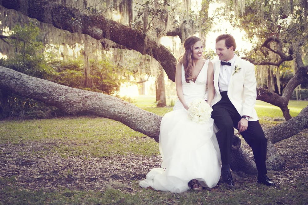 Lauren Leonard & Taylor Phelps at the Jekyll Island Resort on th