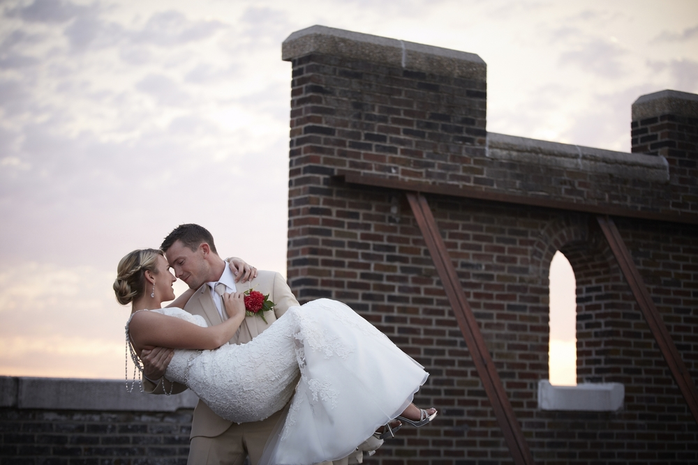 Wedding for Rachelle & Daniel at Irvin Cobb Hotel in Paducah Ken