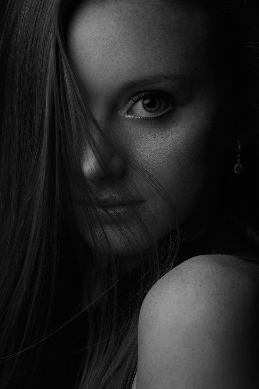 Abby Spicer 3 - Paducah Tilghman - Senior Portrait 2016 - Brad Rankin Studio