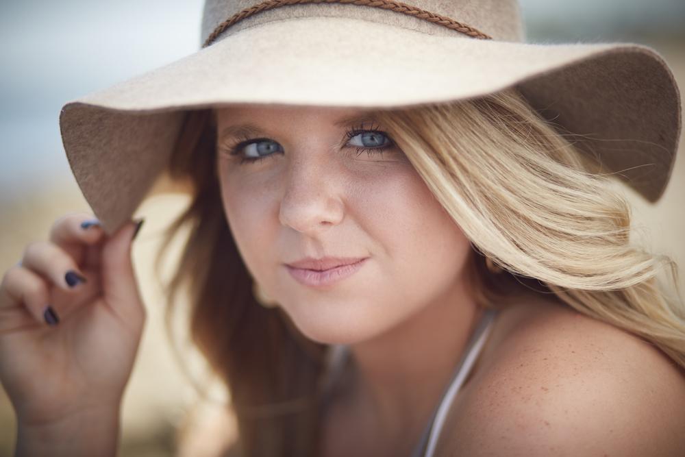 Meredith Fickey - Graves Co High School - Senior Portrait - Class of 2016 - Brad Rankin Studio