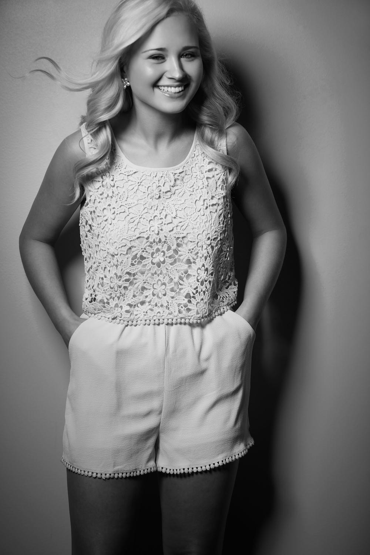 Brooke Riley - McCracken Co High School - 2016 Senior Portrait - Brad Rankin Studio