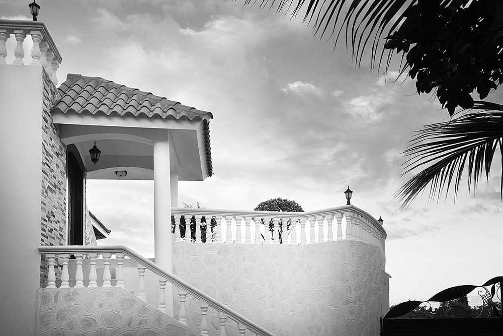 Beach House Puerto Plata Dominican Republic photograph - Photogr