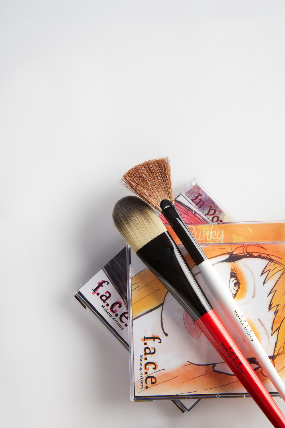 Face Makeup Artistry - Product Photography - Brad Rankin Studio