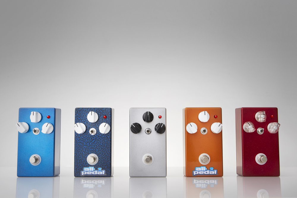 All Pedal - Product Photography - Brad Rankin Photography