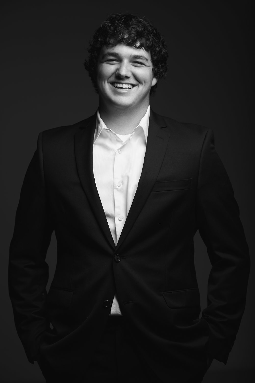 Ethan Miller - Community Christian Academy - Senior Portrait - Br
