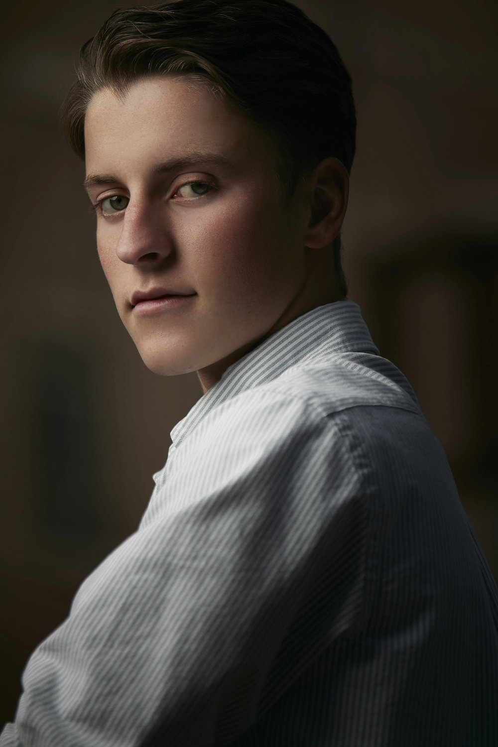 Dillon Anderson - McCracken County High School - Senior Portrait - Brad Rankin Studio