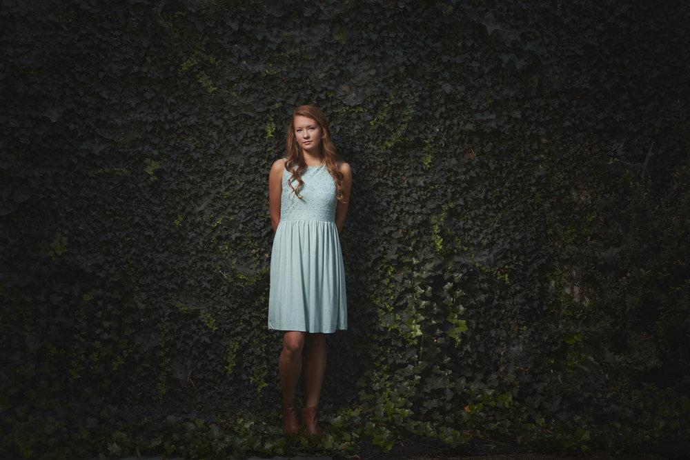 Erin Byassee - McCracken Co High School - Senior Portrait