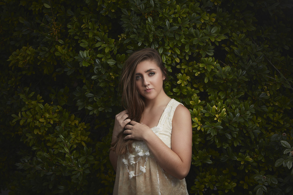 Ellie Vaughn - St Mary High School - Senior Portrait