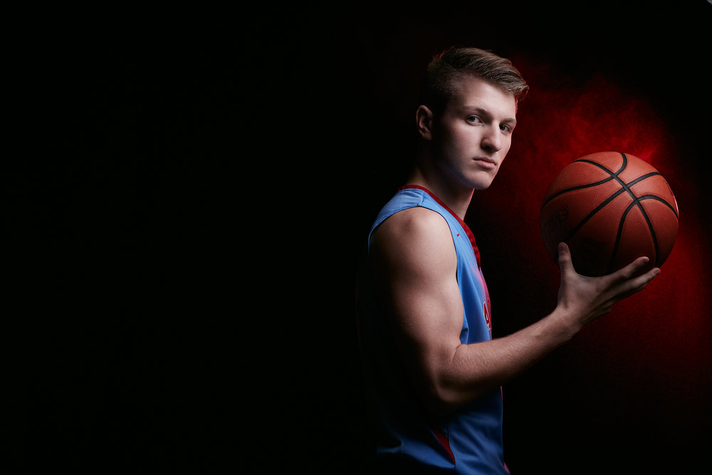 Greyson Burgess - Calloway Co. High School - Senior Portrait Pho