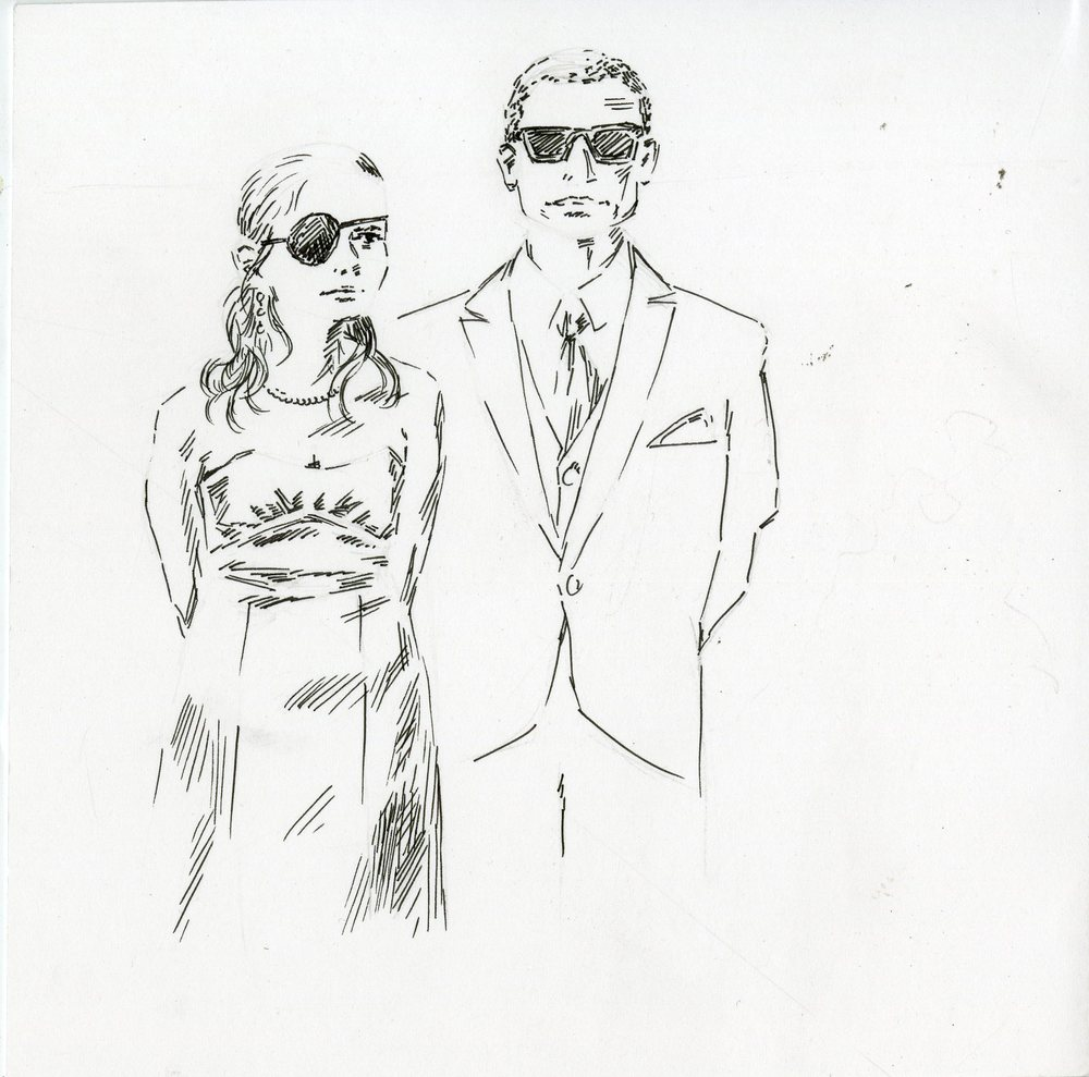 Pink Eyed Prom Line Drawing.jpg