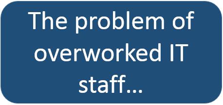 Overworked IT Staff