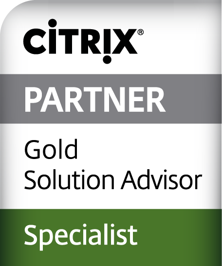 Citrix Gold Partner, Citrix Partner, Citrix Gold Solution Advisor, Citrix Vendor, Citrix Specialist