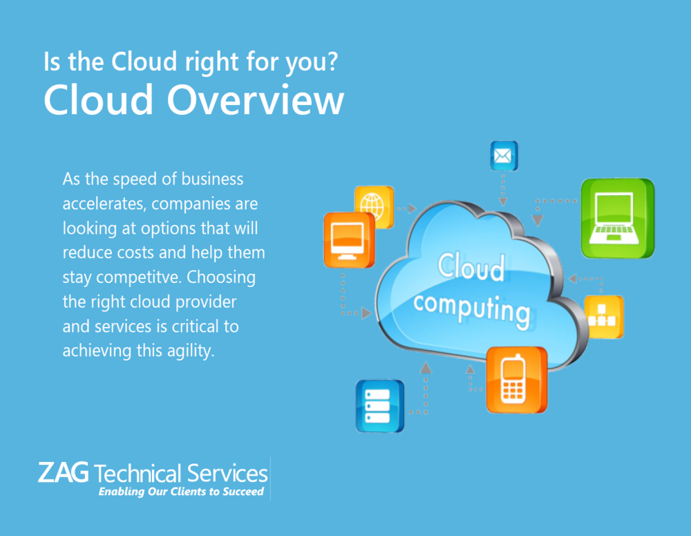Cloud Technology Overview -