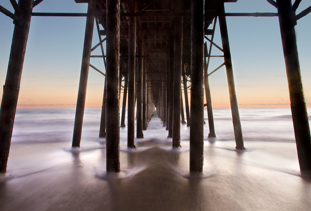 Oceanside Pier - Long Exposure