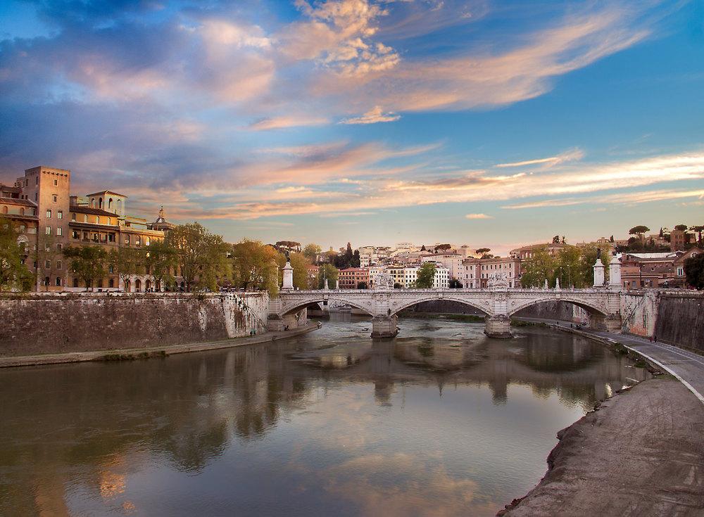 Tiber River II