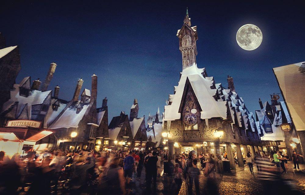 Hogsmeade - Universal Studios Hollywood