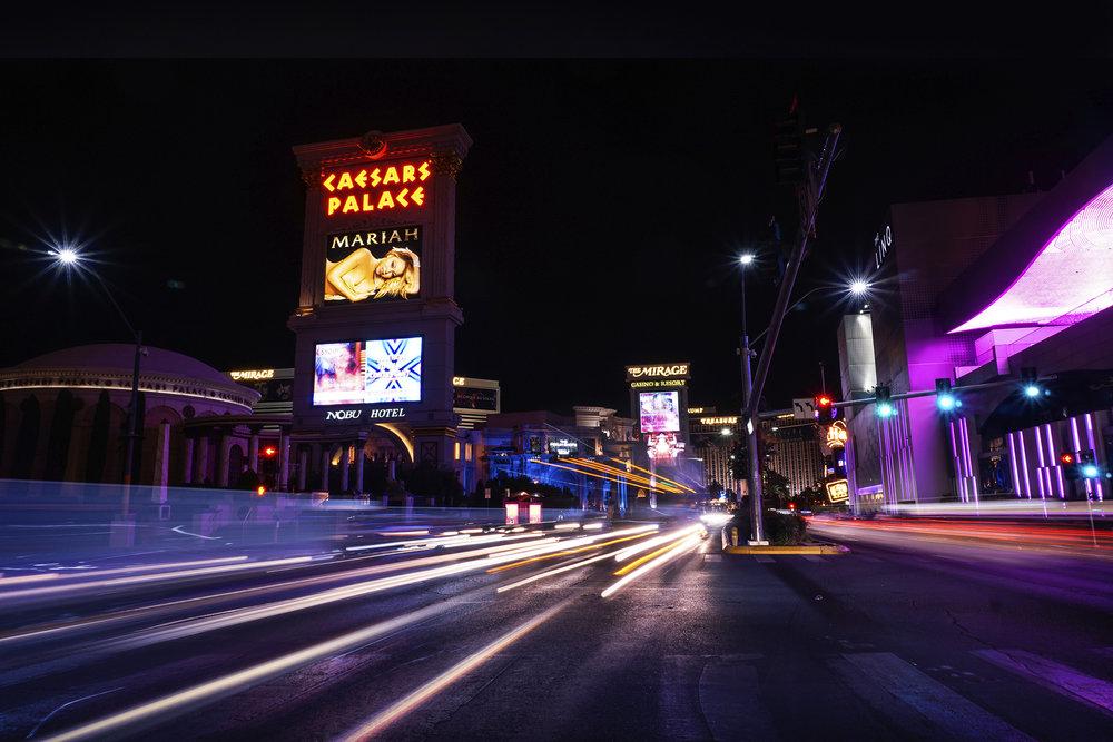 Las Vegas to Infinity