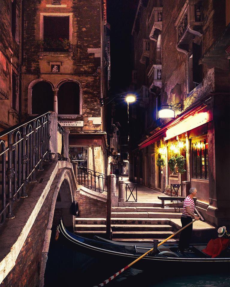 Buonanotte Venezia