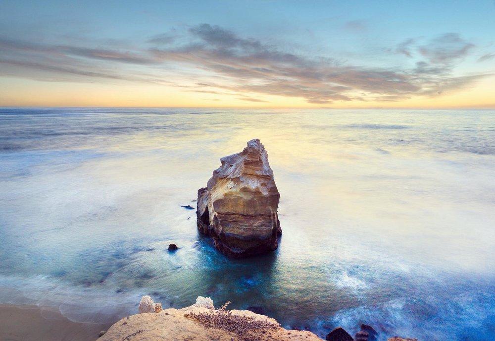 Sunset Cliffs Rock