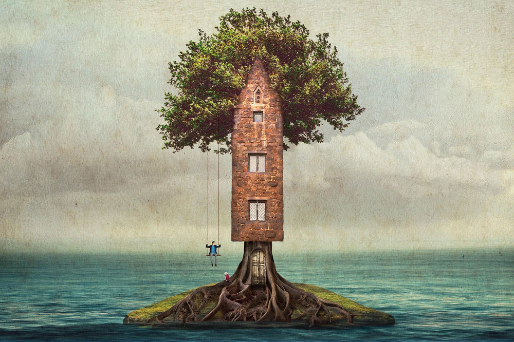 Island of Solitude