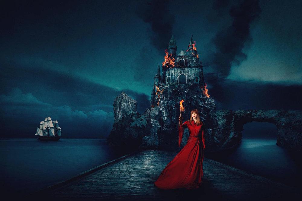 Battles of Isla Castle