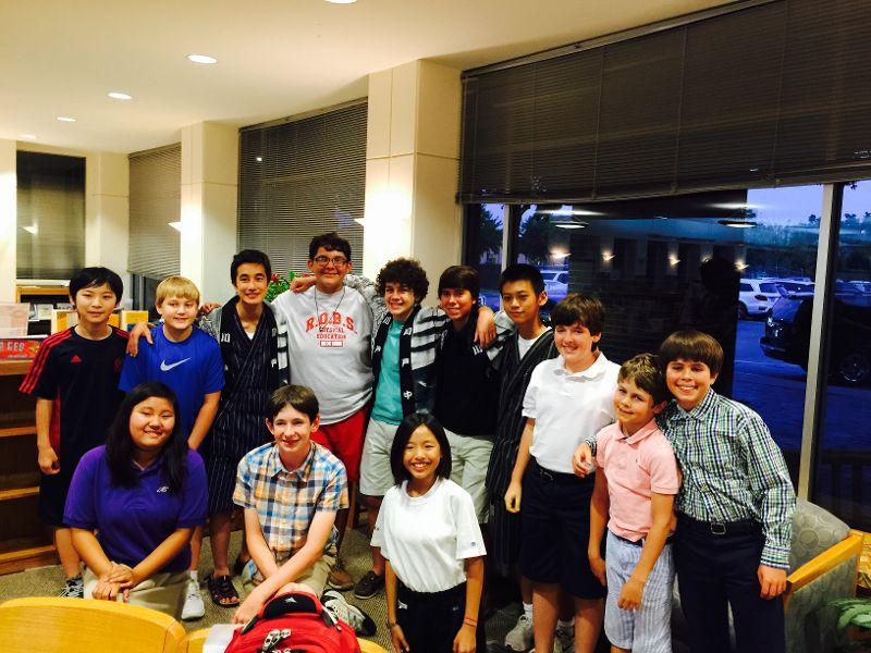 2015 Houston-Chiba Sister City Youth Ambassador Exchange � Japan ...