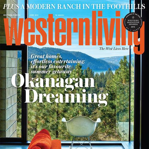 WESTERN LIVING MAGAZINE FEATURE - FRIESEN WONG HOUSE -