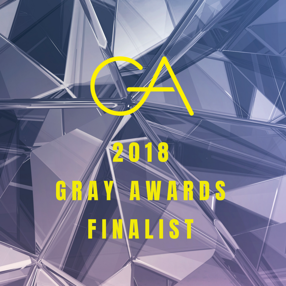 2018 GREY MAGAZINE AWARDS - The Okada Marshall House has been selected as a finalist in the 2018 Grey Awards.