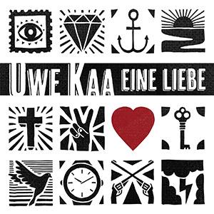 Cover Eine Liebe - © Uwe Kaa
