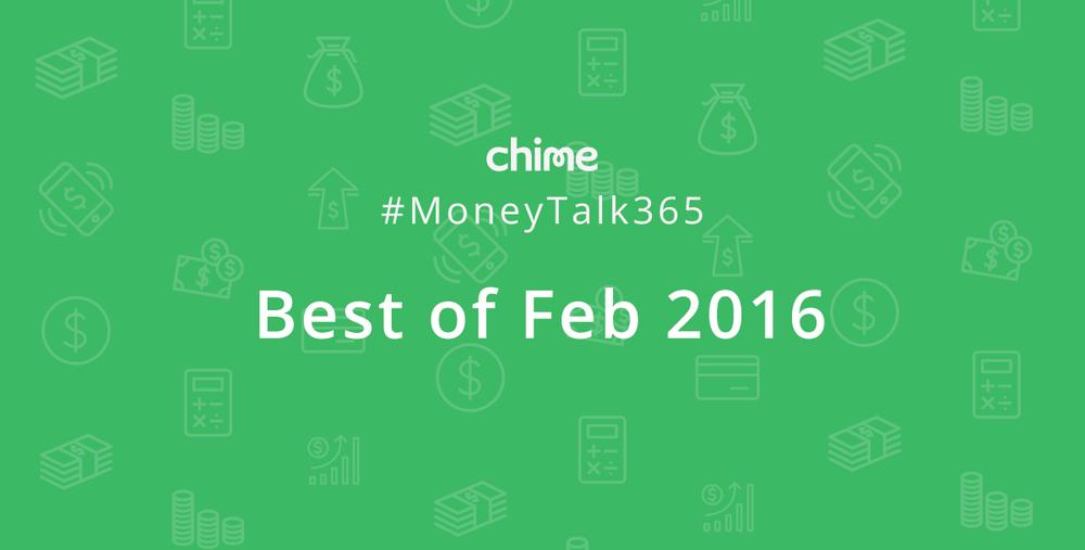 Best Money Tips from Februrary